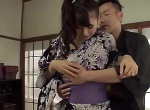 Yui Oba superb porn episode caught on cam