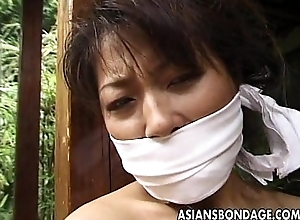 Predestined up mature Asian cougar regarding a abode ray