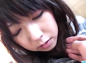 Harsh pussy penetration for Reina Japanese teen&nbsp_