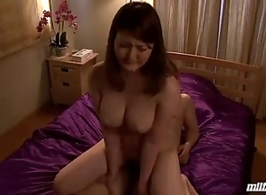Prex Milf Riding On Her Husband Cock Fucked Helter-skelter Doggy On Rub-down the Bed Helter-skelter Rub-down the Bedroom