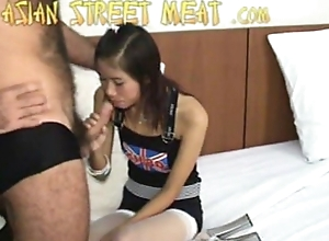 Cum dispense with studded thai wee 1