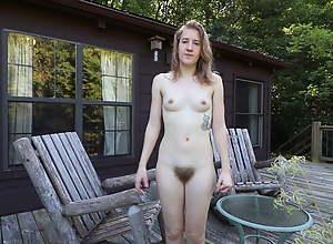 Funny nude girl