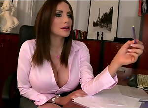 Office sex almost milf. Perfect body slut. Stockings slut. HD