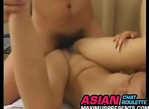 Asian Guy fucks Asian Girl