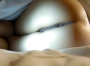 Hong Kong GF ass coupled with pussy fingered