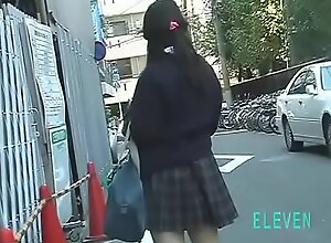 Jade Eleven - ESMD-15 - Schoolgirls Expropriate Skirts