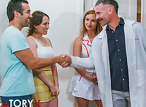 PURGATORYX Fertility Sanitarium Vol 1 Part 1 with Lily & Skylar