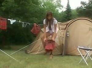 Russian schoolgirl's camping diary