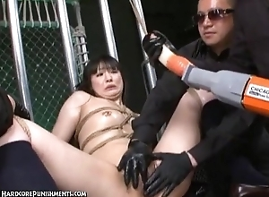New Japanese BDSM Coitus