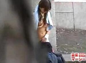 Voyeur Caught Japanese Teen Masturbating Open-air - Free Videos Grown up Intercourse Tube - NONK Tube